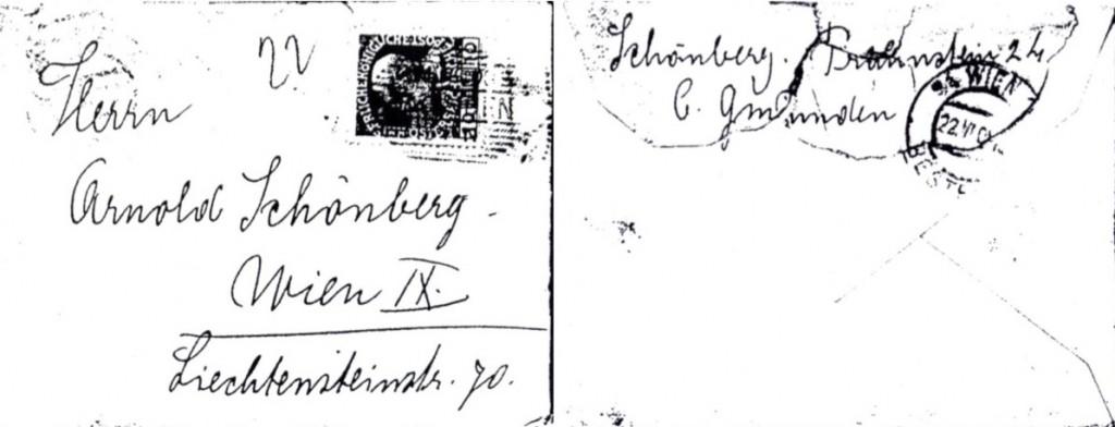 16532 envelope